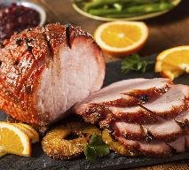 Pieczona szynka wieprzowa - przepis na Wielkanoc i nie tylko