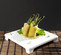 Cannelloni ze szparagami - pomysł na wiosenne danie