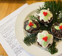 Babeczki świąteczne - rozkosz dla oka i dla podniebienia