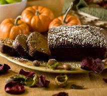 Ciasto z dyni: przepis na ciasto dyniowe z bakaliami