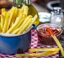 Domowe frytki: jak zrobić frytki w domu? [WIDEO]