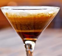 Drink na walentynki: Almond Espresso Tini