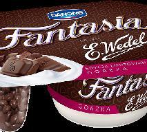 Jogurt Fantasia z wedlowską czekoladą