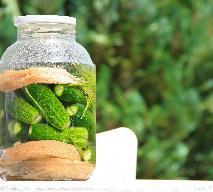 Kiszenie - sposób konserwowania żywności