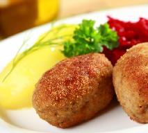 Kotlety mielone z buraczkami: przepis na klasyczny polski obiad