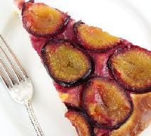Kruche ciasto drożdżowe ze śliwkami: przepis