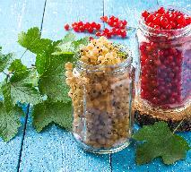 Porzeczki na zimę: jak zamknąć smak lata w słoiku? [przepis]