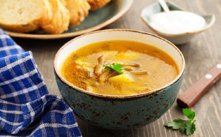 Flaczki z boczniaków: przepis na zupę ze zdrowych boczniaków!