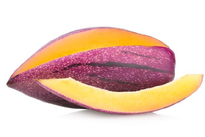 Sałatka Santiago - pepino z innymi owocami
