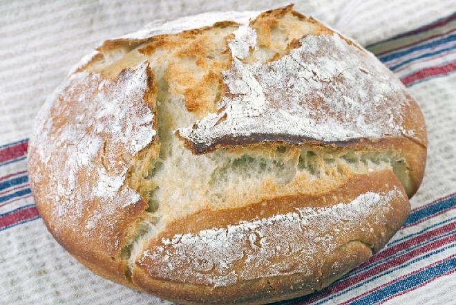 Chleb pszenno-żytni na drożdżach w proszku