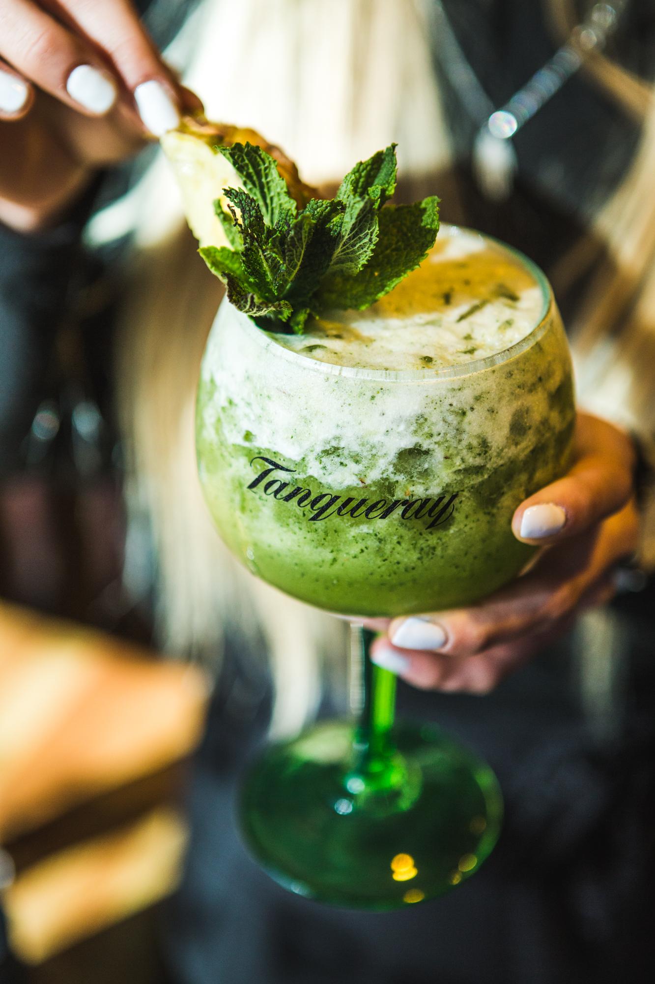 Orzeźwienie serwuje cocktail-bar Orzo w Warszawie