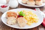 Indycze mielone nadziewane serem: przepis krok po kroku