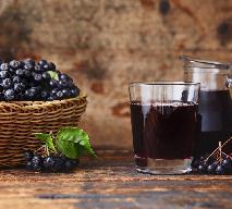 Jak zrobić sok z aronii? Podajemy dobry przepis [WIDEO]