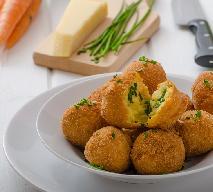 Kluski włoskie z gotowanych ziemniaków zapiekane z parmezanem