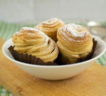 Cruffins - pół croissanty, pół muffinki