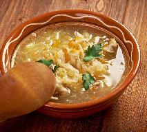 Zupa kwaśnica - prosty przepis na góralską odmianę kapuśniaku!
