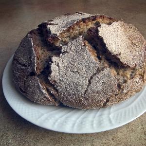 Domowy chleb gryczany - pyszny, zdrowy chleb bez glutenu