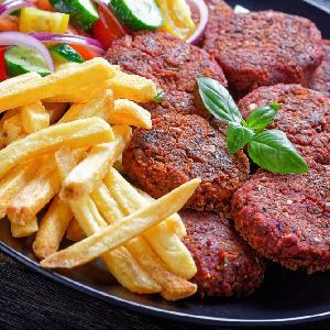 Obłędnie pyszne kotlety bez mięsa: jedzcie ile chcecie!
