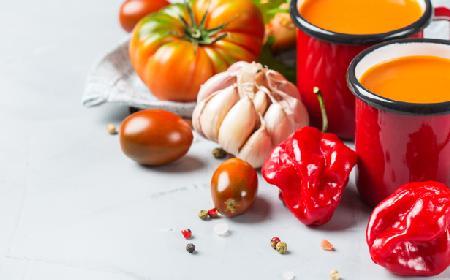 Zupa krem z papryki: przepis dla wielbicieli wyrazistych smaków